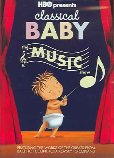 CLASSICAL BABY MUSIC BY CLASSICAL BABY (DVD)